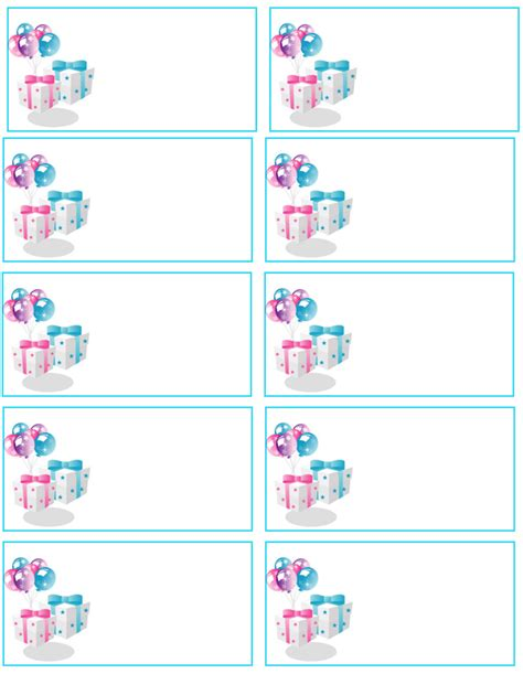awesome printable address labels kittybabylovecom