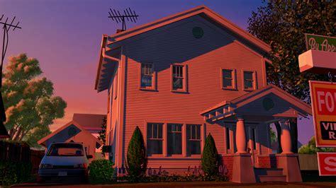 house wikia image andy s house png pixar wiki fandom