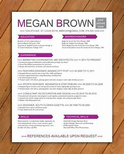 custom resume template big color arrows by rbdesign2 on etsy With custom resume templates