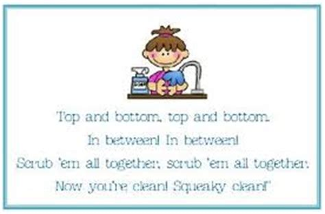 partners in blogging using visual aids and songs to teach 208 | handwashing song