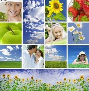 Fotocollage Poster Xxl : fotos anordnen collage fotowand gestalten ohne bilderrahmen collage 30 bilder gratis vorlagen ~ Orissabook.com Haus und Dekorationen