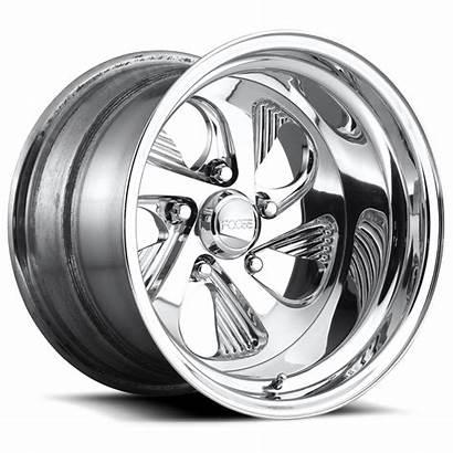 Air Bel F213 Foose Polished Wheels Lug