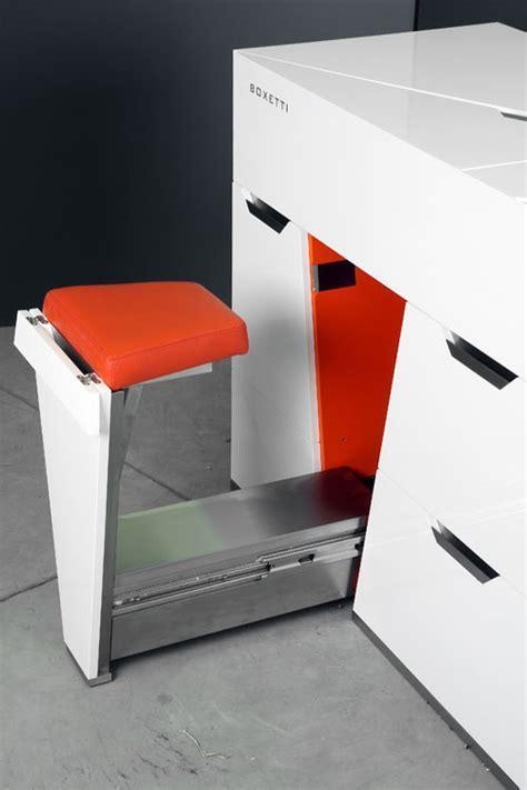 Boxetti Multifunctional Furniture   Design Milk