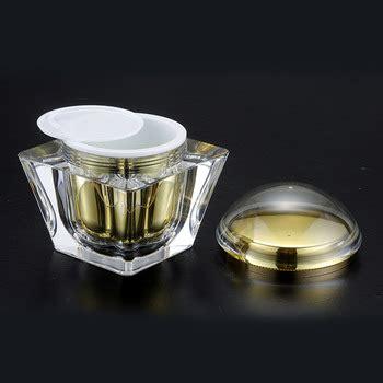 vasi cosmetici oro di lusso crema per il viso barattoli contenitori