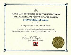 Michigan Integrated Data Automated System  Midas  And
