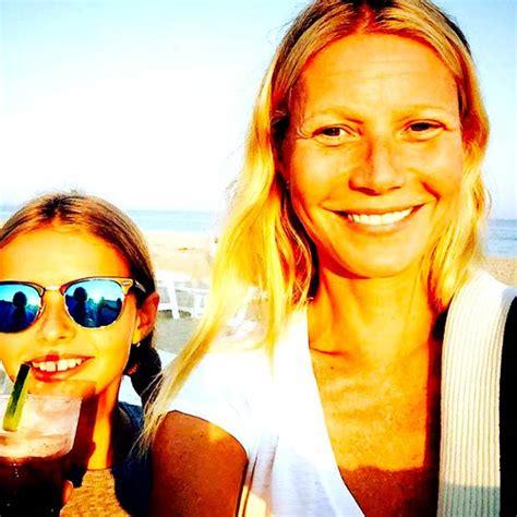 apple si鑒e social gwyneth paltrow sul social insieme ai figli apple e moses per la primogenita anche una dedica speciale 39 grazie per essere la ragazza numero