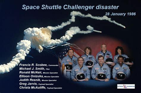 Space Shuttle Challenger disaster | LA CONQUETE SPATIALE ...