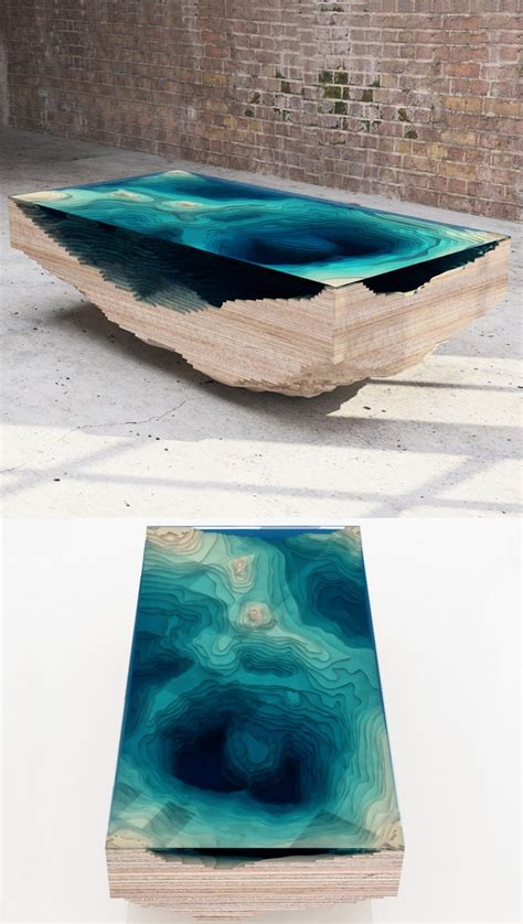 Consider some of these coffee tables to use in your living room. 20 Uniquely Designed Beautiful Coffee Tables ...