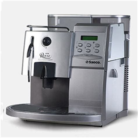 Shop devices, apparel, books, music & more. Saeco Royal Professional Redesign Coffee Machine Repair Service Tips
