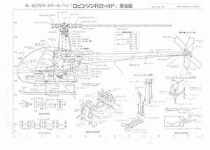 Robinson Helicopter Diagrams