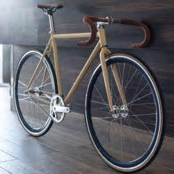 Classic Fixed Gear Bike