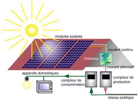 le de cing solaire 201 nergies renouvelables les panneaux photovolta 239 ques
