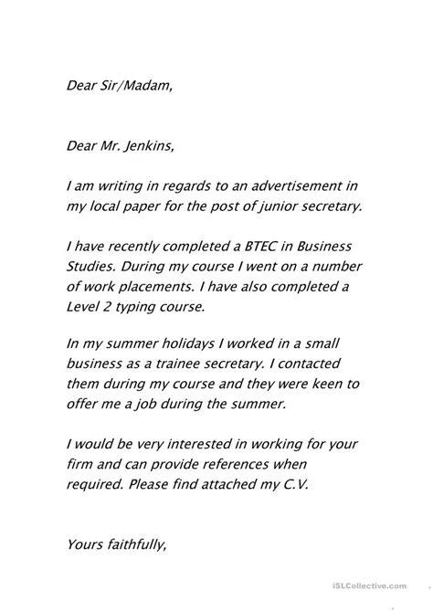 formal letter writing english esl worksheets