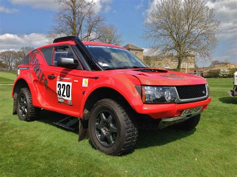 Bowler Exr S Price by Bowler Exr S Range Rover Based Rally Car Set For The Road