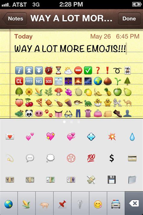 iphone emoji meanings of the symbols emoji 2 free 550 new emoticons and symbols lifestyle