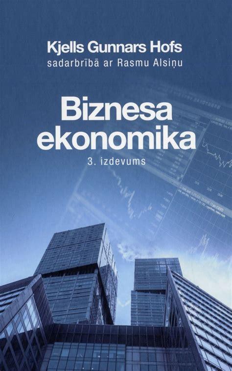 Biznesa ekonomika