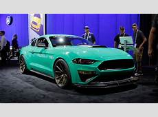 2018 Roush 729 Pays Homage To the '70 Boss 429