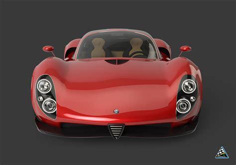 Bermuda Design - Alfa 33 stradale