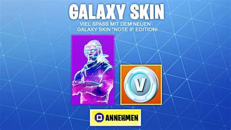 fortnite galaxy skin kostenlos bekommen tutorial youtube