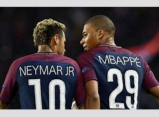 Kylian Mbappe comments on Neymar's situation at Paris