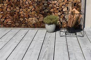 Douglasie Terrassendielen Behandeln : der charme breiter terrassendielen die alpin kollektion ~ Lizthompson.info Haus und Dekorationen