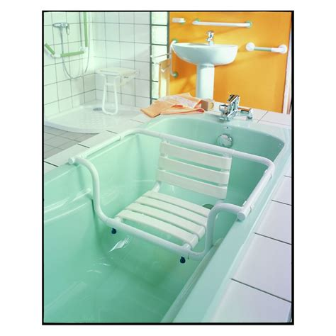 siege de pour handicapé siège de baignoire avec dossier