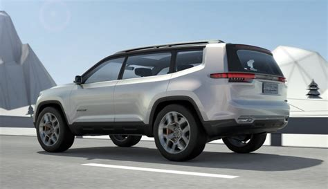 Jeep Yunt U Concept Revealed At Auto Shanghai; To Turn