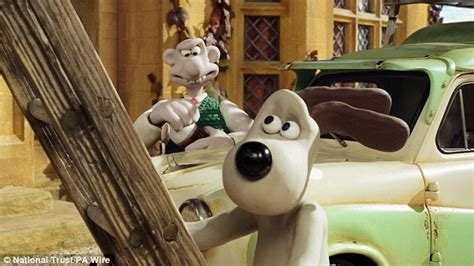 wallace  gromit    film  mark queens