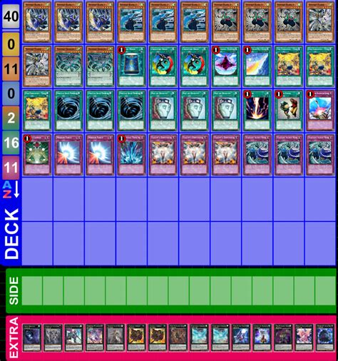 meta decks august 2017 r f anti meta yosenju yugioh