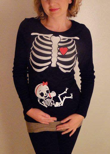 Halloween Skeleton Shirt Costume