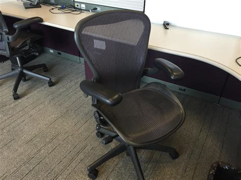 used office chairs herman miller aeron chairs at