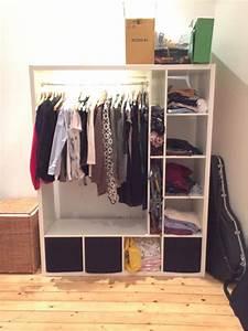 Ikea Offener Schrank : offener kleiderschrank aus ikea kallax in 60598 frankfurt am main for for sale shpock ~ Watch28wear.com Haus und Dekorationen