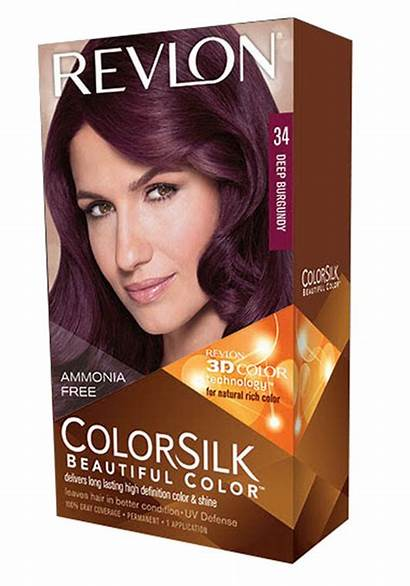 Revlon Deep Colorsilk Burgundy Hair Pk