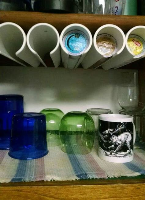 how to install kitchen island cabinets 15 coffee pod storage ideas for k cup addicts