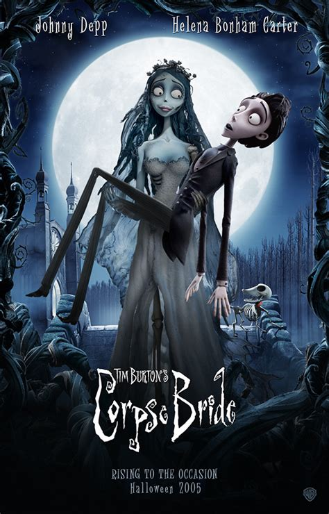 image result   corpse bride   poster