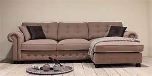 Sofa L Form Klein : lounge sofa ecke landhaus stil couch sitzecke l form m bel wohnzimmer r ume moebeldeal ~ Indierocktalk.com Haus und Dekorationen