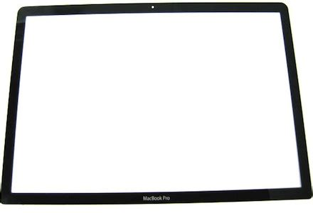 Jual Glass Lcd Frame Macbook Pro Inch Macnet