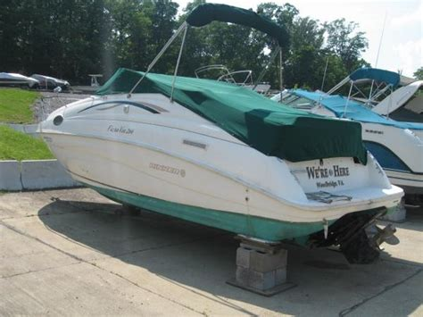 Used Rinker Boats For Sale In Florida by Rinker Fiesta Vee 266 Boats For Sale Boats