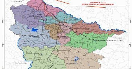 daftar nama kecamatan beserta kodepos  kota tasikmalaya