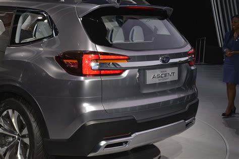 subaru ascent price engine specs news interior