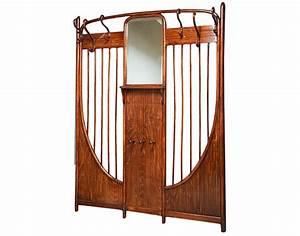 Garderobe Art Deco : garderobe jugendstil und art deco m bel galerie holzer ~ Michelbontemps.com Haus und Dekorationen
