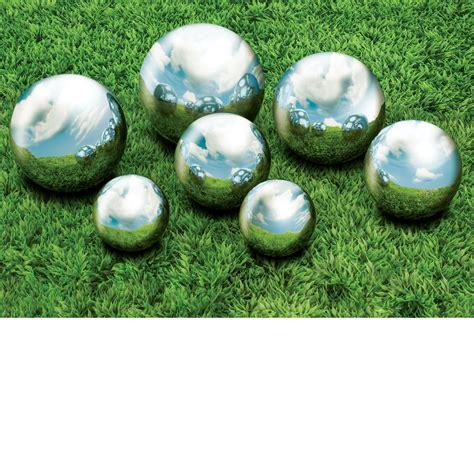 spheres for the garden garden sphere set kovot