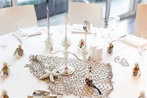 Each Table At This Couples Wedding Was Inspired By A