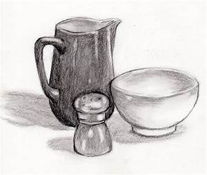 Pen, Pencil, Paper—Draw!: Drawing a still life