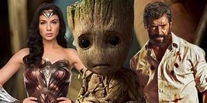Every, Superhero, Movie, Of, 2017, Ranked