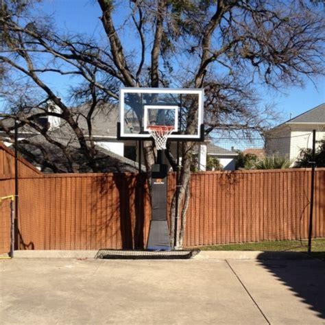 custom basketball barrier  backstop nets