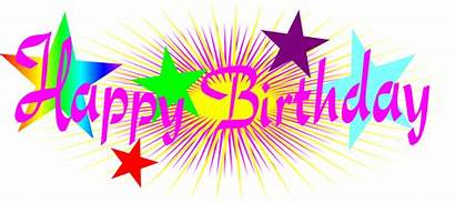 Happy Birthday Clipart Clip Animated Sign Animation