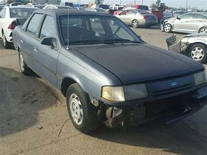 Auto Auction Ended On Vin  2fapp36x5pb206932 1993 Ford