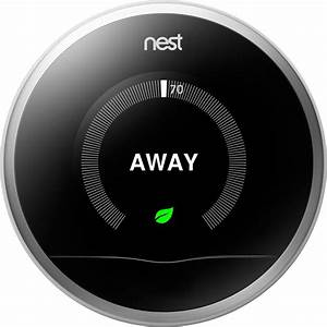 Create A Smarter Home With The Nest Smart Thermostat At
