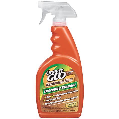 wood floor disinfectant orange glo hardwood floor fresh orange scent everyday cleaner 22 oz trigger spray food